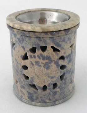 Räuchergefäß aus indischem Speckstein