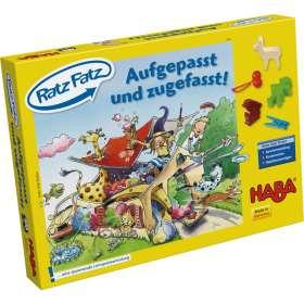 Ratz Fatz – Aufgepasst und zugefasst!