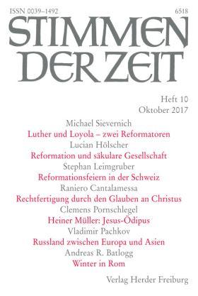 Reformation und säkulare Gesellschaft