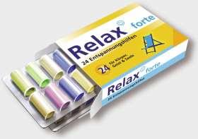 Relax forte. 24 Entspannungshilfen für Körper, Geist und Seele