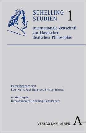 Schelling-Studien. Internationale Zeitschrift zur klassischen Philosophie. Band 1