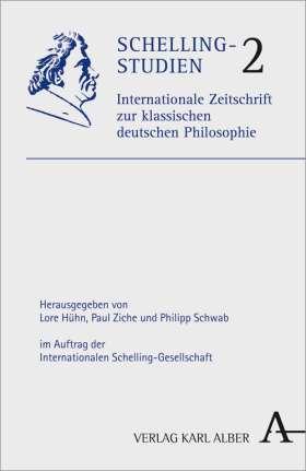 Schelling-Studien. Internationale Zeitschrift zur klassischen Philosophie. Band 2