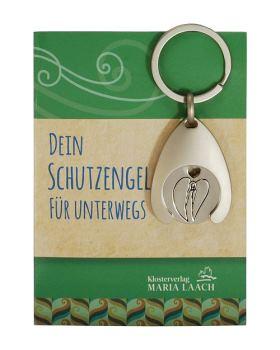Schlüsselanhänger Schutzengel. Dein Schutzengel für unterwegs