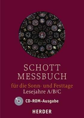 SCHOTT Messbuch Sonn- und Festtage. Lesejahre A, B, C