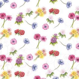"Servietten ""Blumenfestival"""