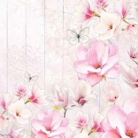 "Servietten ""Magnolienblüte"""