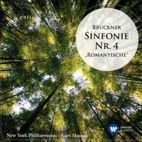 """Sinfonie Nr. 4. """"Romantische"""""""