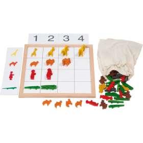 SorTier. Lernspiele und Puzzles