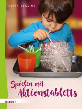 Spielen mit Aktionstabletts. Tabletts zum Experimentieren, Gestalten und Entspannen in der Einzelbeschäftigung