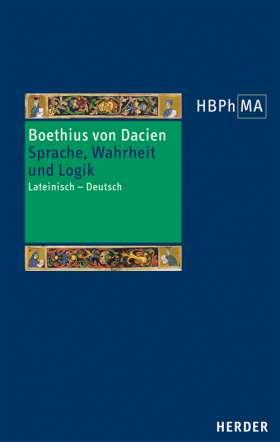 Sprache, Wahrheit und Logik. Lateinisch - Deutsch. Übersetzt und eingeleitet von Stefan Schick