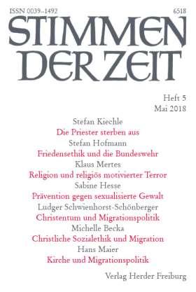 Stimmen der Zeit - 5/2018