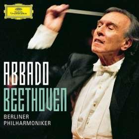 Symphonien Nr. 1-9; Klavierkonzerte Nr. 1-5; Tripelkonzert. Claudio Abbado Edition