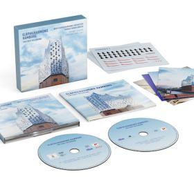 Symphonien Nr. 3 & 4. Die erste Aufnahme aus der Neuen Elbphilharmonie