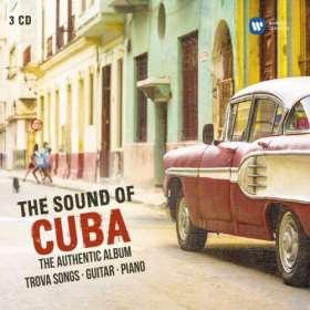 The sound of Cuba. The Authentic Album