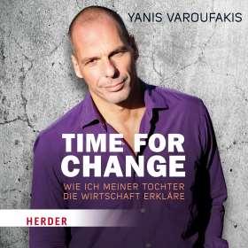 Time for Change. Wie ich meiner Tochter die Wirtschaft erkläre - gelesen von Frank Stöckle