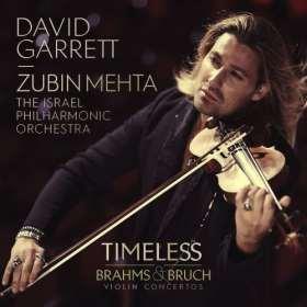 Timeless. Violinkonzerte von Brahms & Bruch