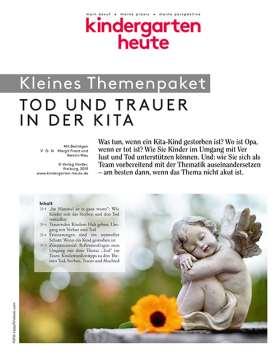 Tod und Trauer in der Kita