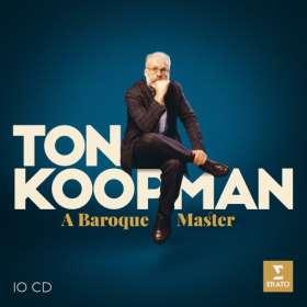 Ton Koopman. A Baroque Master