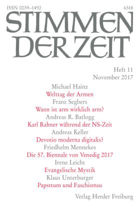 Trost, Hoffnung und Erlösung in der Poesie. Joseph von Eichendorff zum 160. Todestag am 26. November 2017