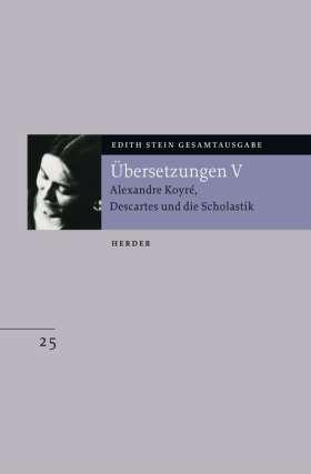 Übersetzung von Alexandre Koyré, Descartes und die Scholastik