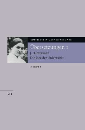 Übersetzung von John Henry Newman, Die Idee der Universität