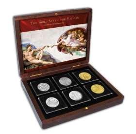 Vatikanische Münz-Edition. Das Wirken von Jesus Christus