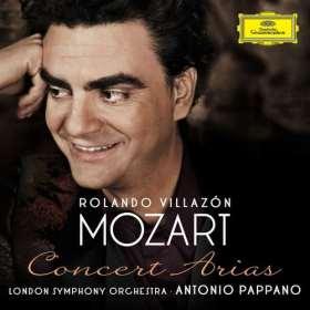 Villazon singt Mozart. Konzertarien