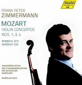 Violinkonzerte Nr. 1, 3, 4