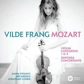 Violinkonzerte Nr. 1 & 5