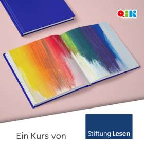 Vorlesen und das Entdecken von Farben. Kita-Häppchen