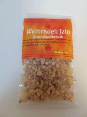Weihrauch, fein