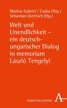 Welt und Unendlichkeit  . Ein deutsch-ungarischer Dialog in memoriam László Tengelyi