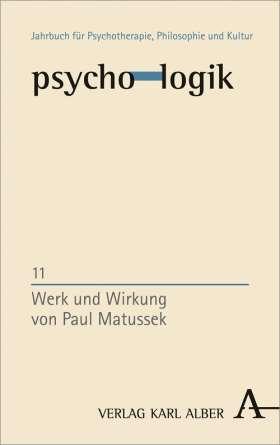 Werk und Wirkung von Paul Matussek
