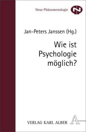Wie ist Psychologie möglich?