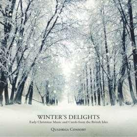 Winter's Delights. Weihnachtsmusik von den Britischen Inseln