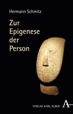 Zur Epigenese der Person Book Cover