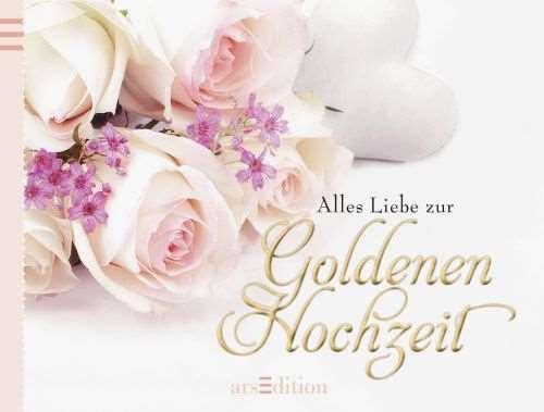 Alles Liebe Zur Goldenen Hochzeit Herder De