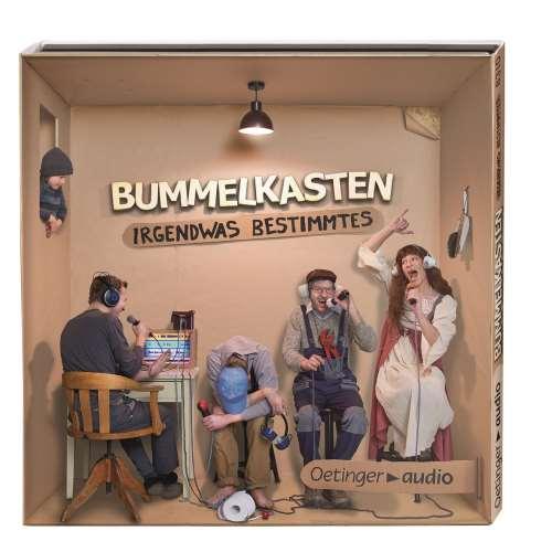 Bummelkasten - Irgendwas Bestimmtes (CD). Lieder, 55 min.