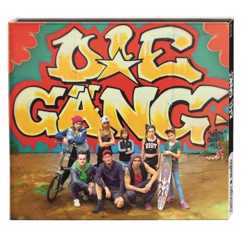 D!E GÄNG (CD). Lieder, 47 min.