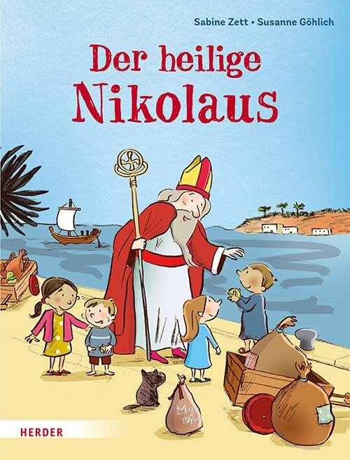 Der Heilige Nikolaus Herderde