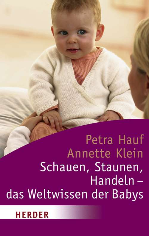 E-Book: Schauen, Staunen, Handeln - das Weltwissen der Babys