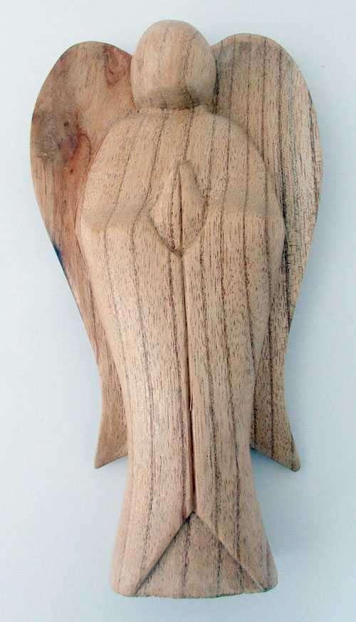 Engel stehend aus soarholz herder.de