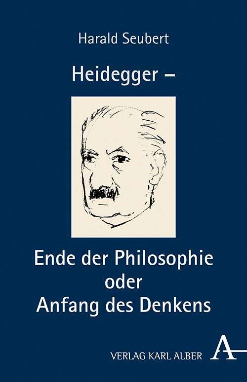 Heidegger – Ende der Philosophie oder Anfang des Denkens Book Cover