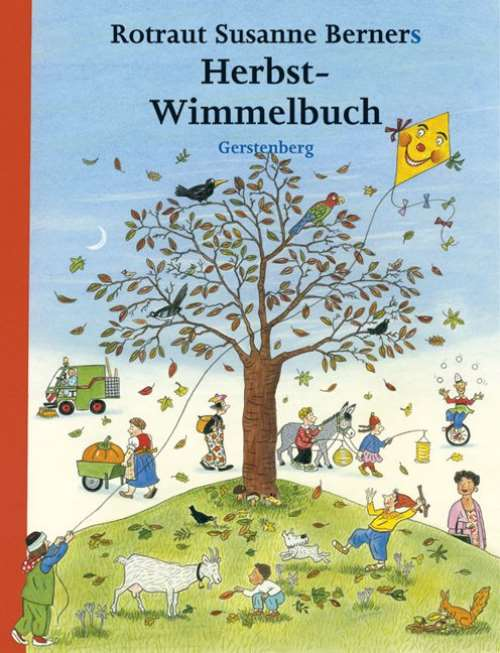 Herbst-Wimmelbuch. ab 2 Jahren
