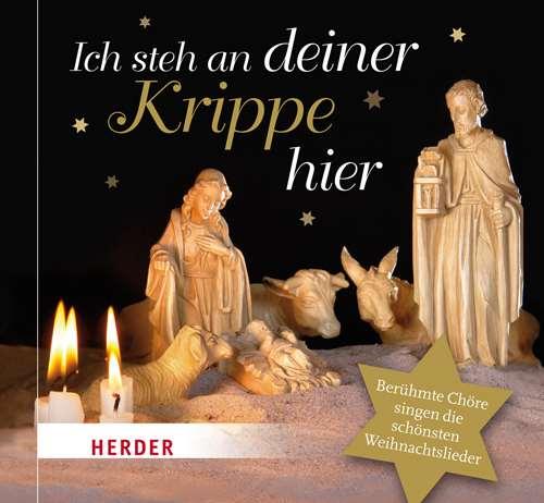 Stars Singen Die Schönsten Weihnachtslieder.Ich Steh An Deiner Krippe Hier