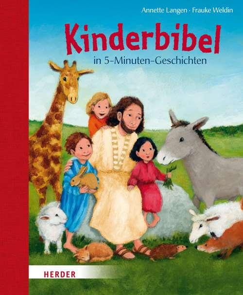 Kinderbibel. in 5-Minuten Geschichten