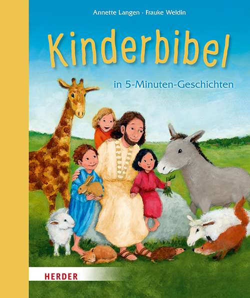 Kinderbibel. in 5-Minuten Geschichten