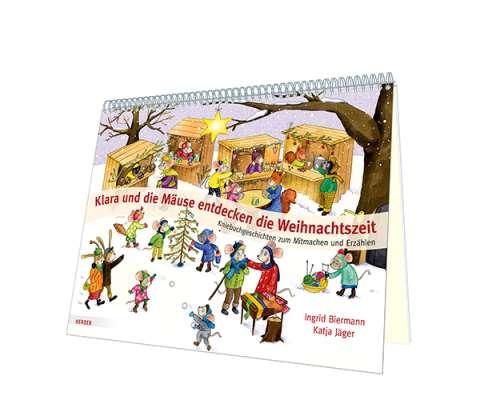 Kindergarten Weihnachten.Klara Und Die Mäuse Entdecken Die Weihnachtszeit
