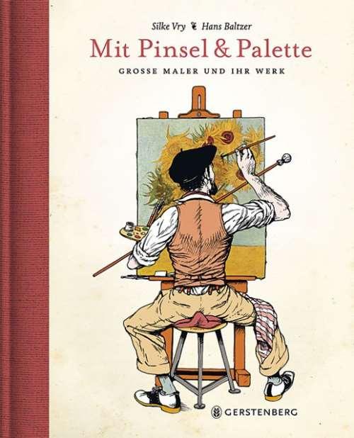 Mit Pinsel und Palette. Jubiläumsausgabe