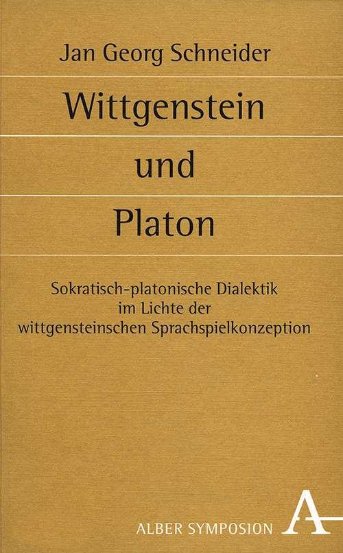 sokratisch platonische dialektik im lichte der wittgensteinschen sprachspielkonzeption - Sokratisches Gesprach Beispiel